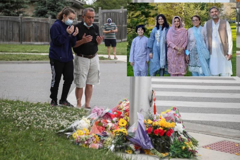 Pakistan-origin family of 4 killed in planned Islamophobic attack in Canada