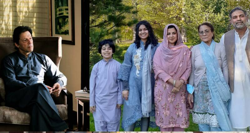 PM Imran expresses grief over Canada attack, stresses for combating Islamophobia