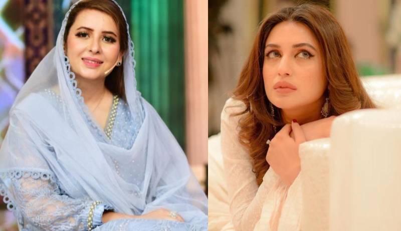 Rabia Anum flays Iman Aly for calling herself 'khusra'