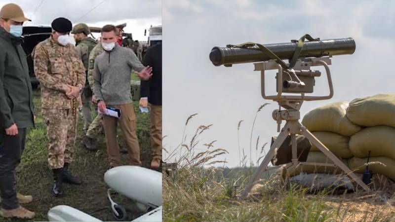 Is Pakistan a potential buyer for Ukrainian anti-tank missile system?