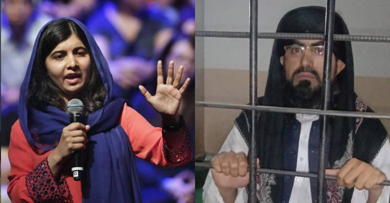 Pakistani cleric arrested for threatening Malala with 'suicide attack'