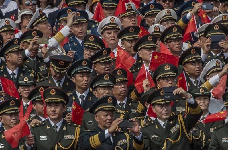 New law bans defamation of China's military personnel