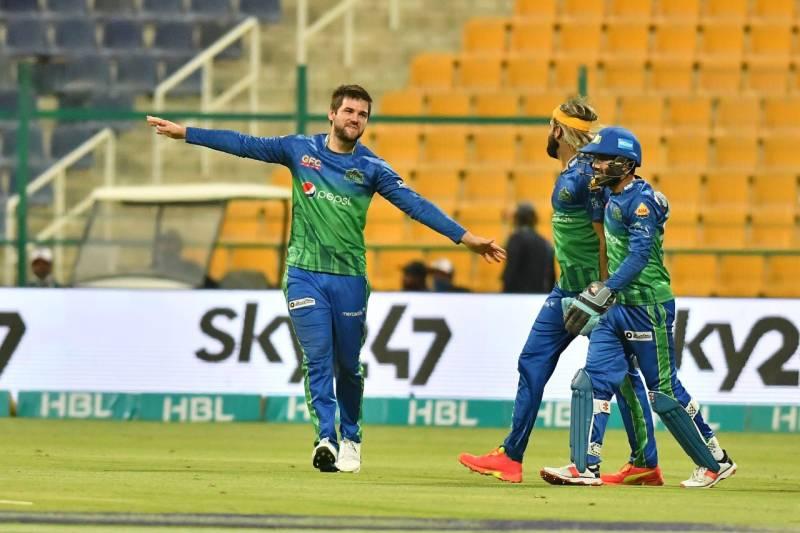 PSL 2021 – Multan Sultans defeat Karachi Kings by 12 runs
