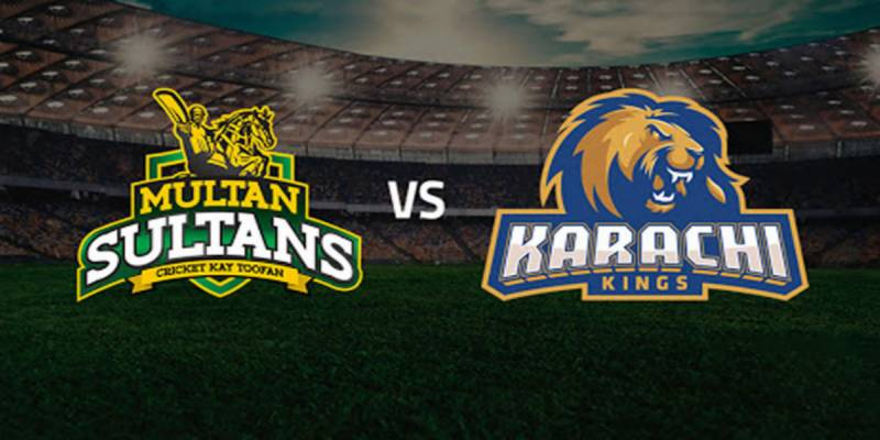 PSL6 – Karachi Kings face off Multan Sultans in 16th match today