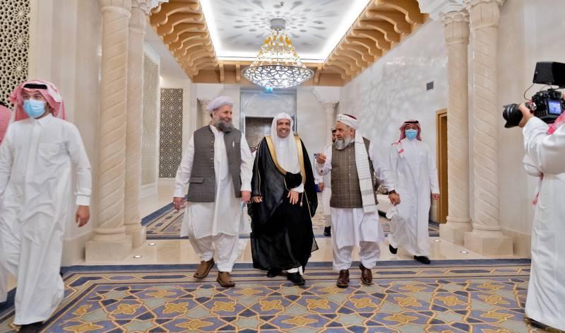 Islamic scholars sign Afghan peace declaration in Makkah