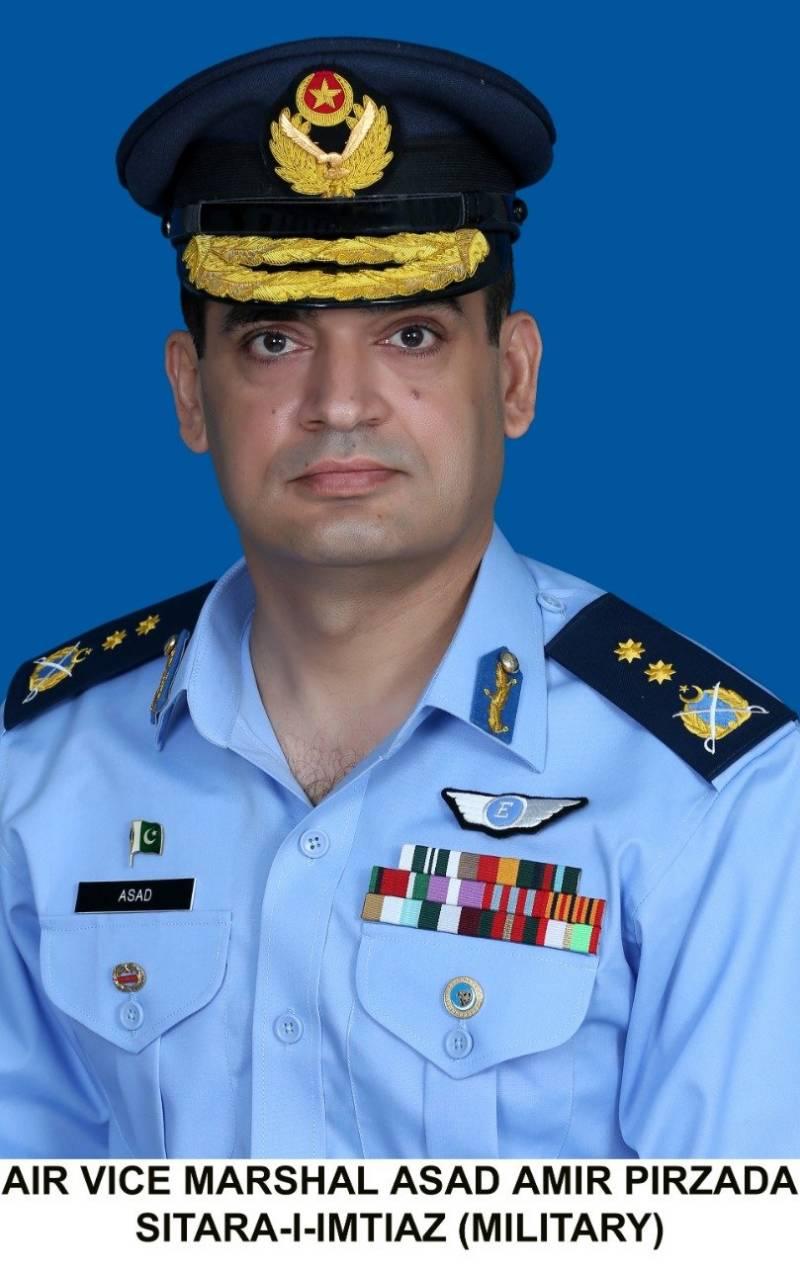 Pakistan Air Force announces top promotions