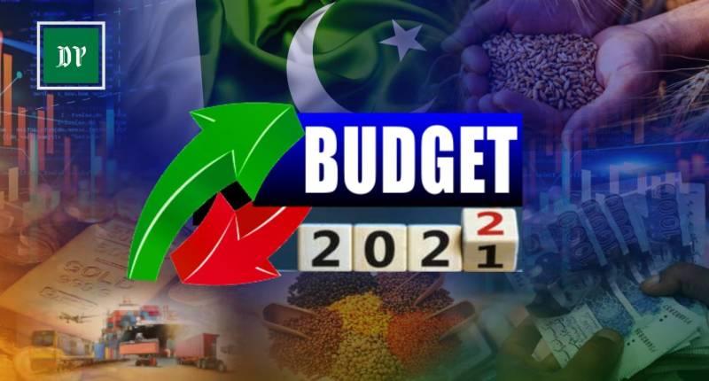 Shaukat Tarin unveils Rs8 trillion Budget 2021-22