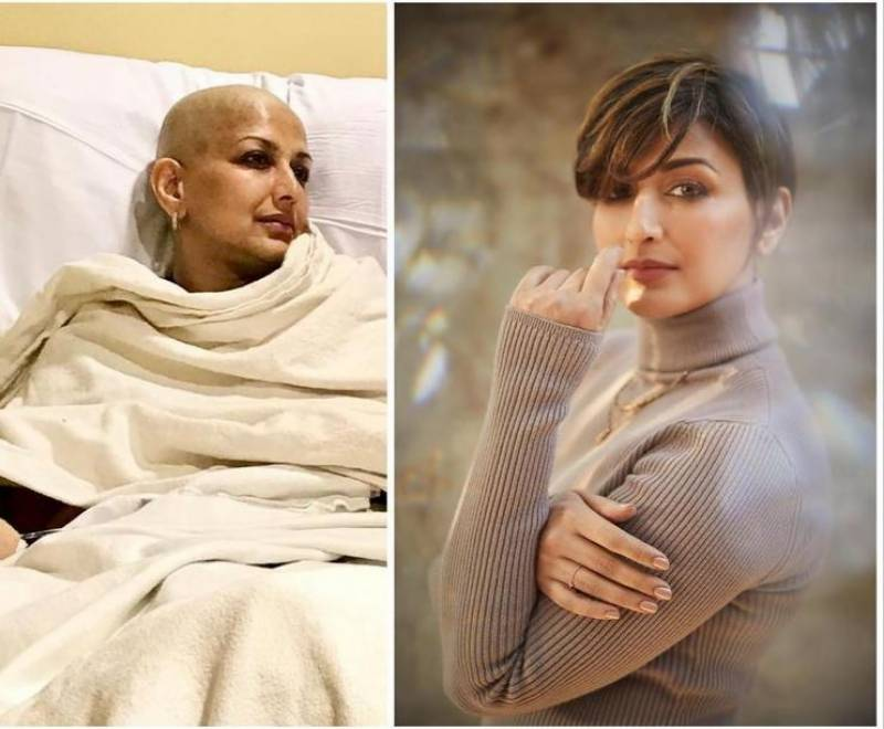 Sonali Bendre proudly shares transformation on Cancer Survivors' Day