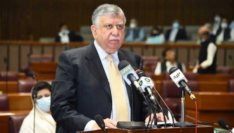Finance Minister Shaukat Tarin 'to run for Senate'