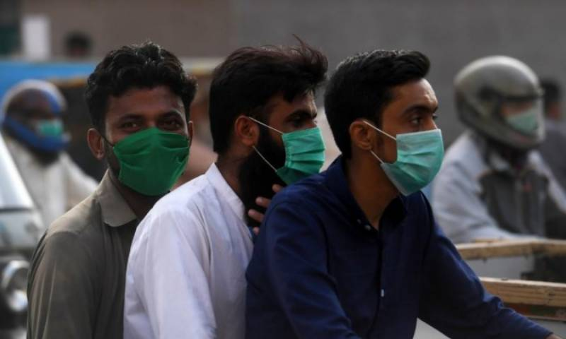 Covid-19: Pakistan reports 1,194 new cases, 57 deaths