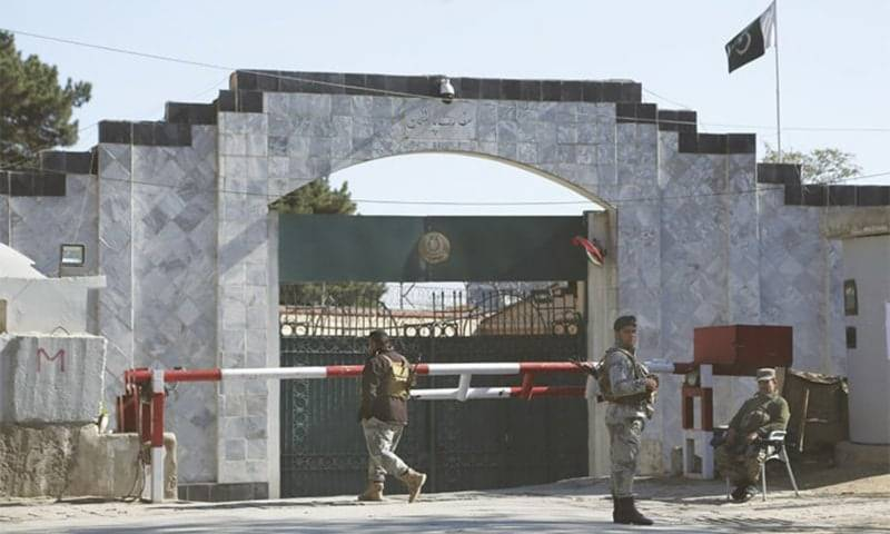 Pakistan Embassy in Kabul closes consulate section