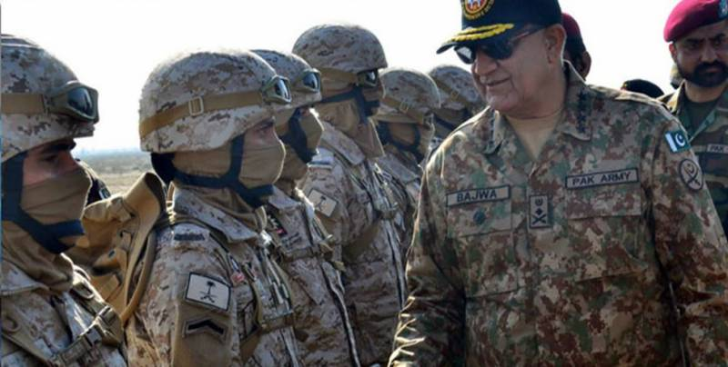 Pakistan's top military commander visits Sialkot, Kotli to witness war games, field exercise (VIDEO)