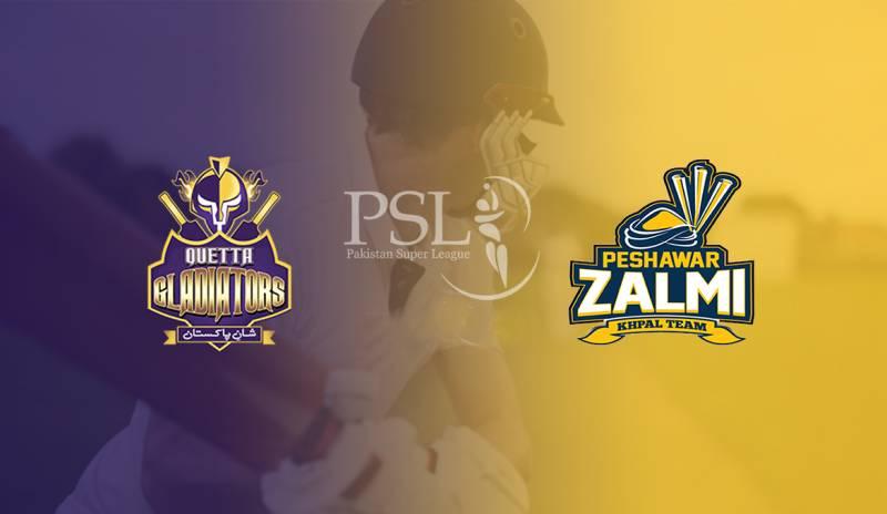PSL 2021: Peshawar Zalmi to lock horns against Quetta Gladiators today