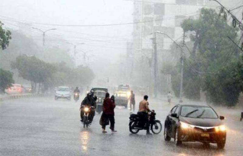 10 killed in rain-related incidents across Pakistan