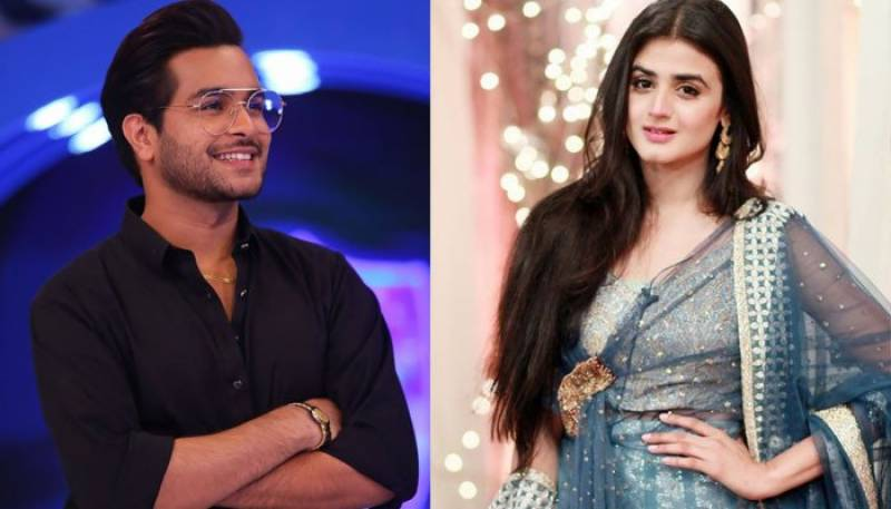 Hira Mani opens up about supporting Asim Azhar during recent controversy
