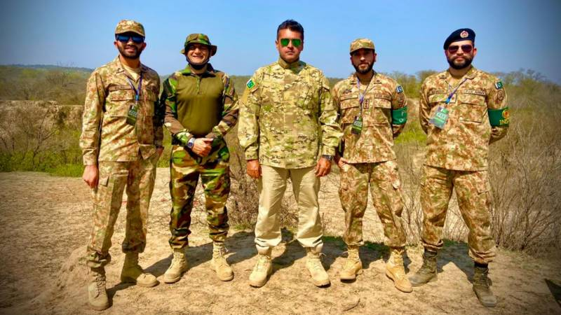 ISPR releases first episode of military reality show '60 Hours to Glory'