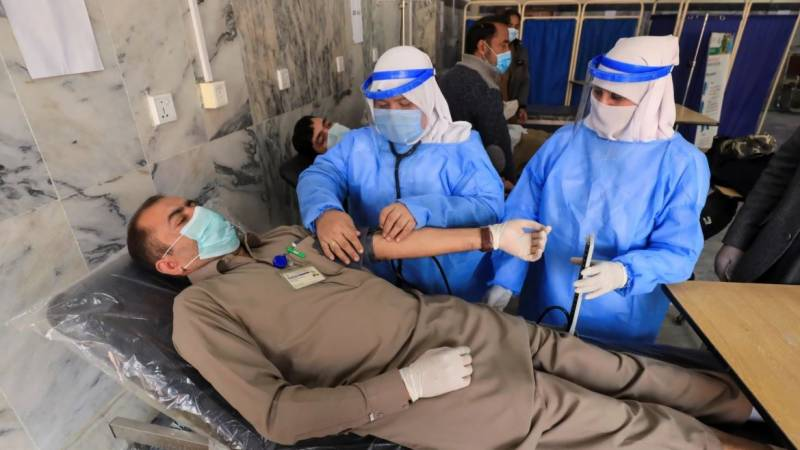 Pakistan logs 1,239 new Covid-19 cases, 56 deaths in past 24 hours