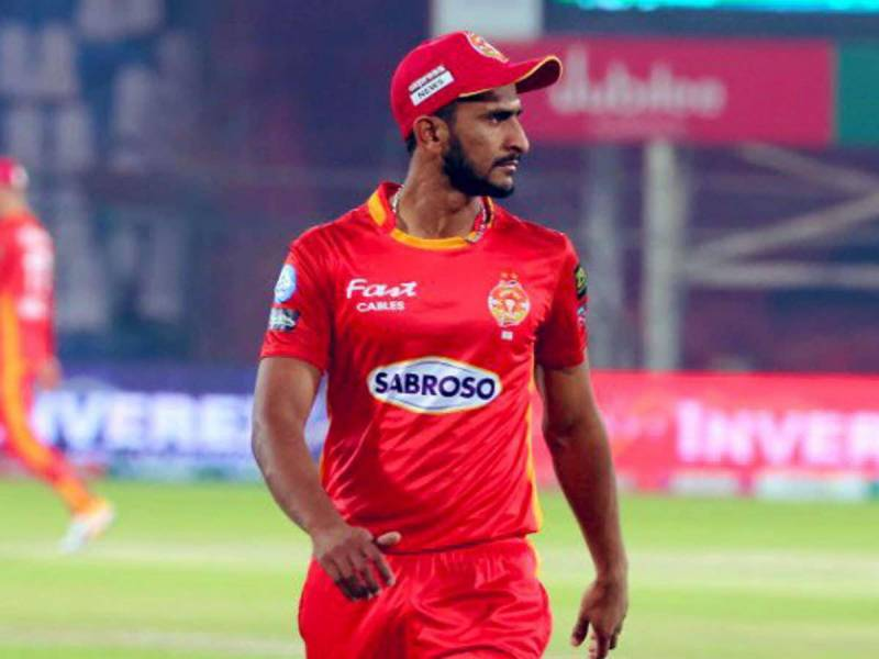 Islamabad United's Hassan Ali opts to stay for the remainder of PSL 6