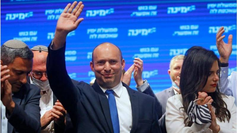 Naftali Bennett brings Netanyahu's 12-year rule to an end, takes over as Israeli PM