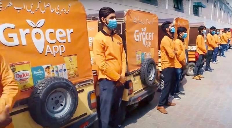 Pakistan's GrocerApp raises US$5.2m in Series-A funding