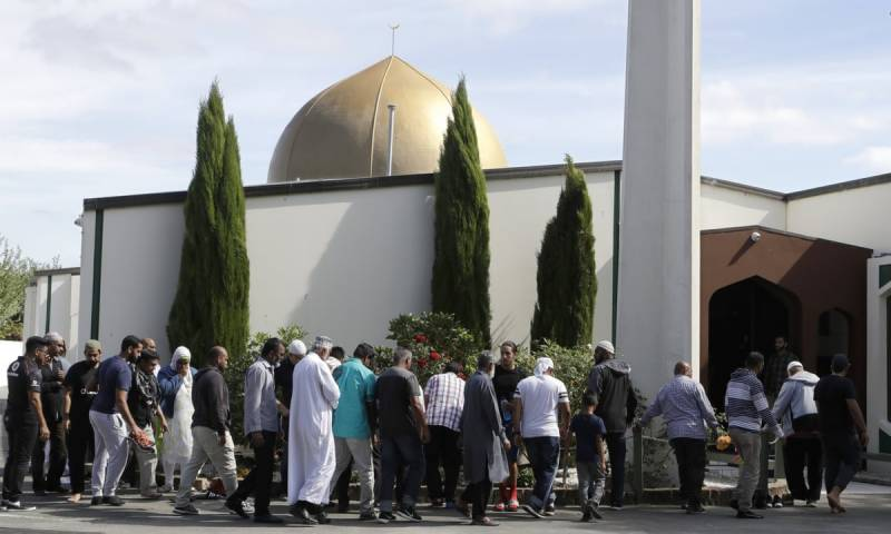 Producer of Christchurch mosque attack movie resigns after backlash