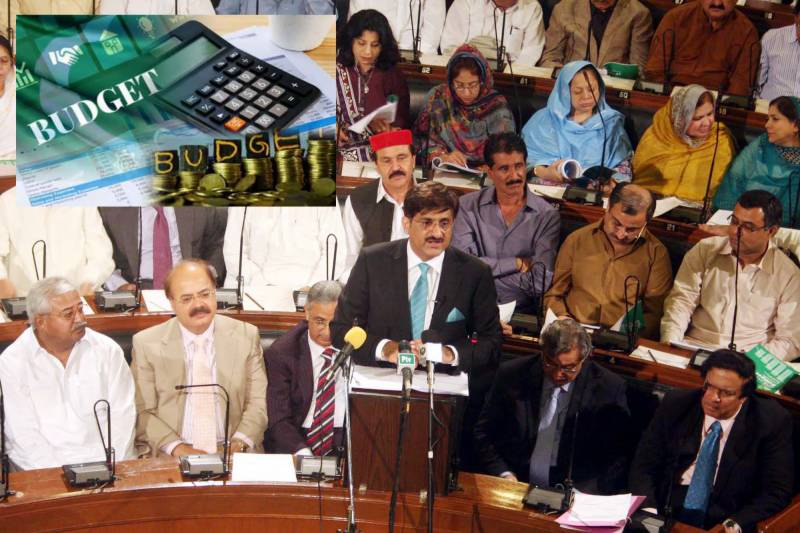 Sindh to announce budget worth Rs1.3 trillion tomorrow