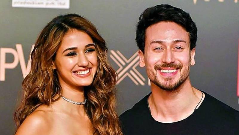Birthday bash: Disha Patani dances with boyfriend Tiger Shroff, video goes viral