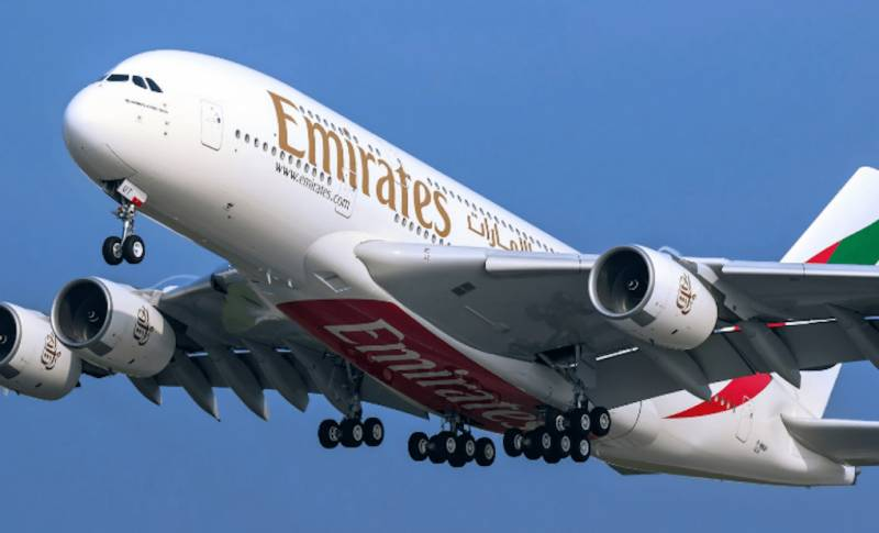 Emirates announces first annual loss in 30 years