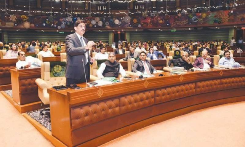 Sindh presents Rs1.47 trillion 'tax-free' annual budget