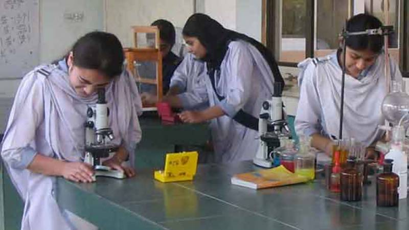 Sindh earmarks Rs22.8 billion for college education