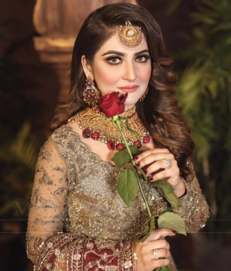 Hiba Bukhari takes 'old school actress' label as compliment