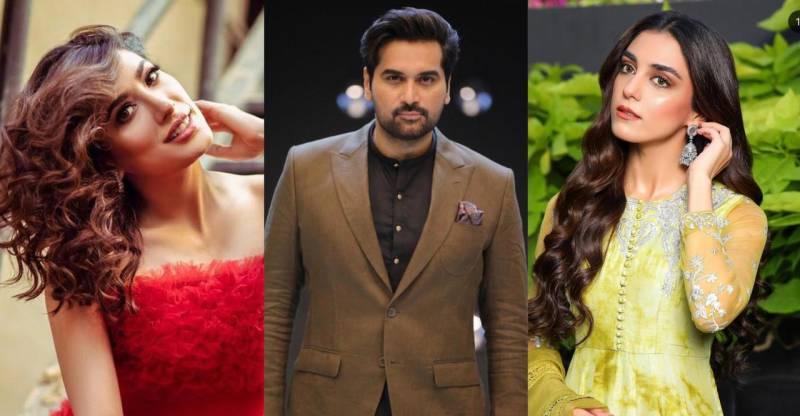 Mehwish Hayat, Maya Ali and Humayun Saeed to star in upcoming drama?