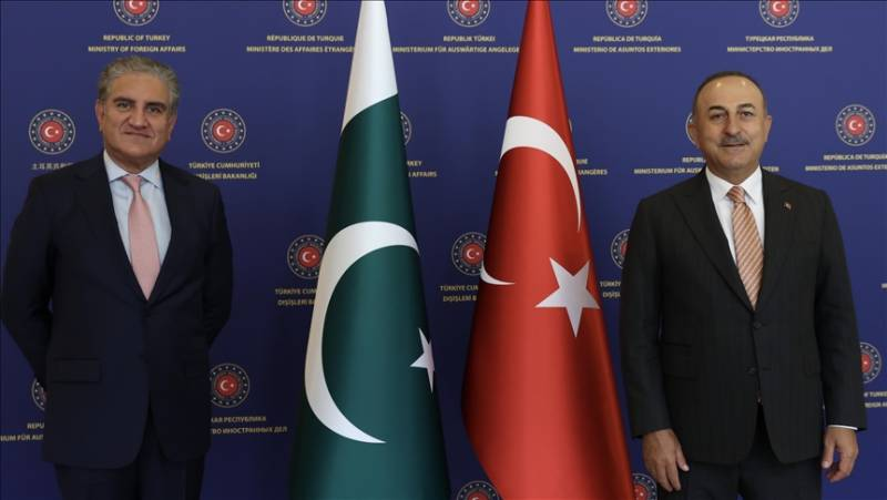 FM Qureshi to leave for Turkey to attend Antalya Diplomacy Forum today