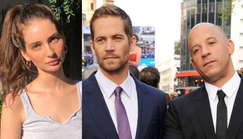Late Paul Walker's daughter may appear in Fast & Furious 10: Vin Diesel