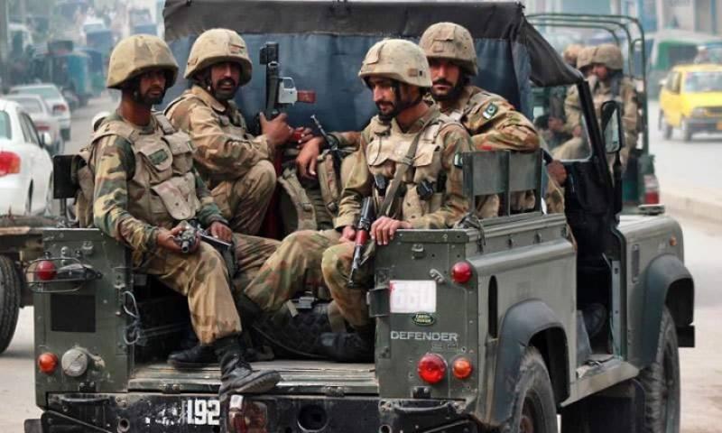 Pakistan Army soldier martyred in terrorist attack near Turbat airport