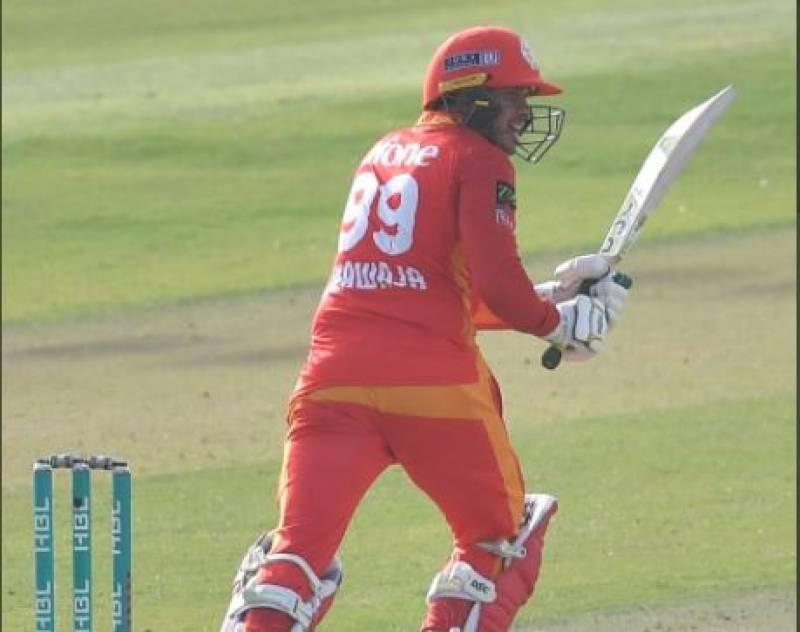 PSL 2021 — Islamabad United trounce Peshawar Zalmi by 15 runs