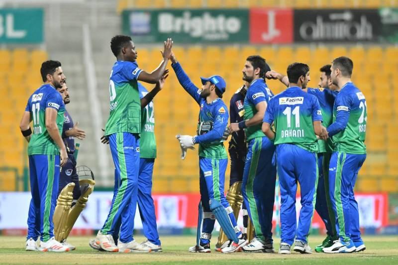 PSL 2021 – Multan Sultans beat Quetta Gladiators by 110 runs