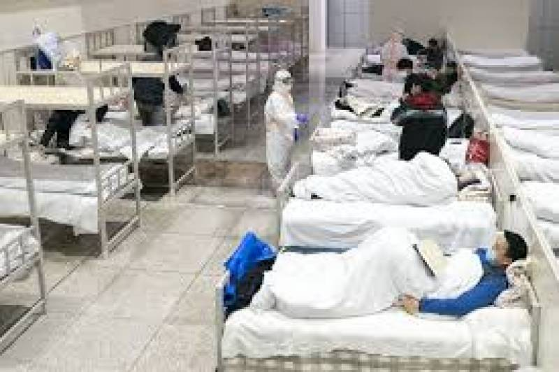 Pakistan logs 1,043 new Covid cases, 39 deaths in one day