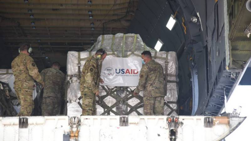 USAID provides more anti-Covid assistance to Pakistan