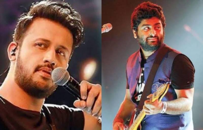Atif Aslam admires Arijit Singh for his song 'Hawayein'