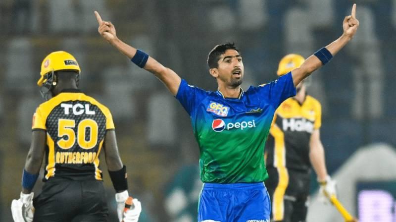 #LarkanaExpress: Shahnawaz Dahani lights up Twitter with most wickets in PSL 2021