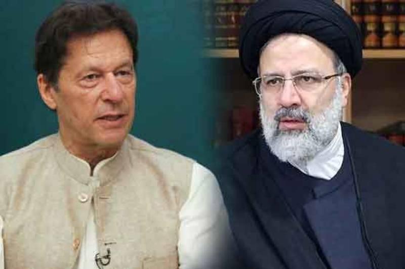 PM Imran congratulates newly-elected Iranian President Ebrahim Raisi