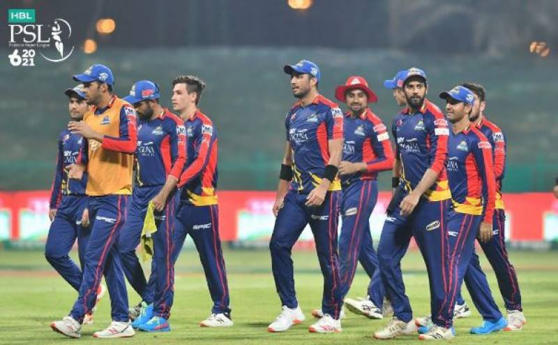 PSL 2021: Karachi Kings beat Quetta Gladiators to make it to play-offs
