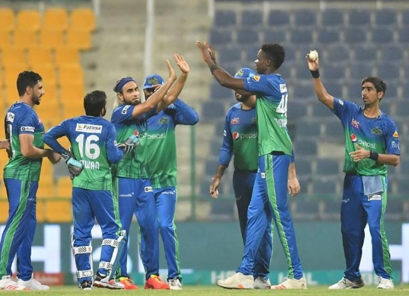 PSL 2021: Bowlers help Multan Sultans down Lahore Qalandars