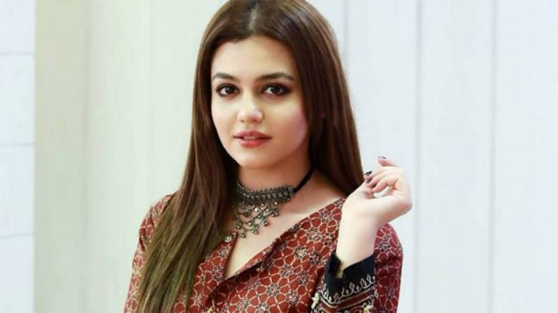 Zara Noor Abbas lands in hot waters after latest photoshoot