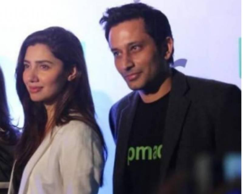 Mahira Khan spends quality time with beau Salim Karim in Nathia Gali