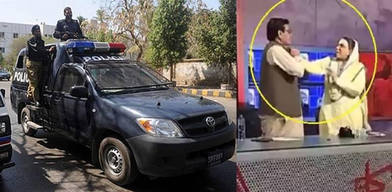 Police deny Mandokhel's request for registering case against Firdous Ashiq Awan