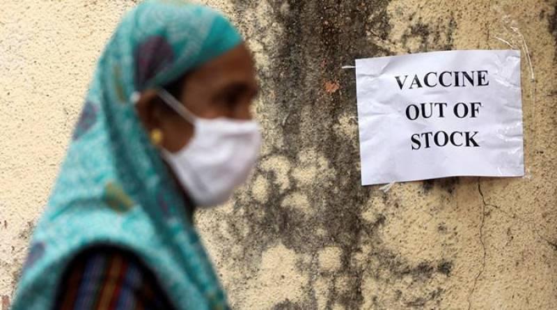 No Covid jabs in Sindh today amid vaccine shortage