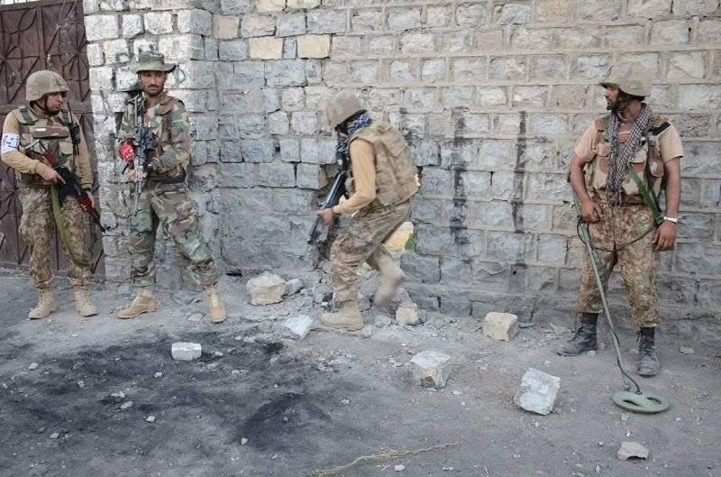 Pakistan soldier martyred in exchange of fire with TTP terrorists in North Waziristan