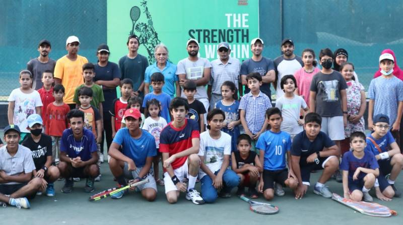 Second Tennis Lovers Punjab Open Tennis inaugurated